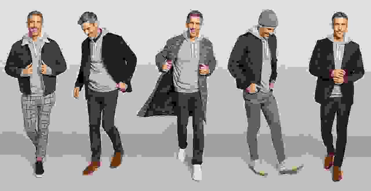 5 Ways to Wear a Hooded Sweatshirt