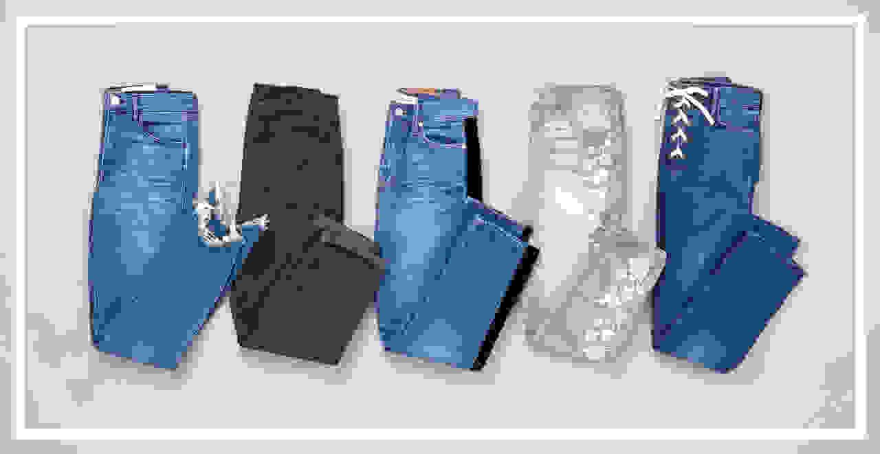 3 Ways to Wear Straight-Leg Jeans