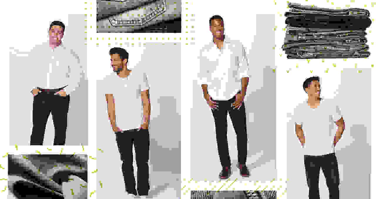 denim styles for men