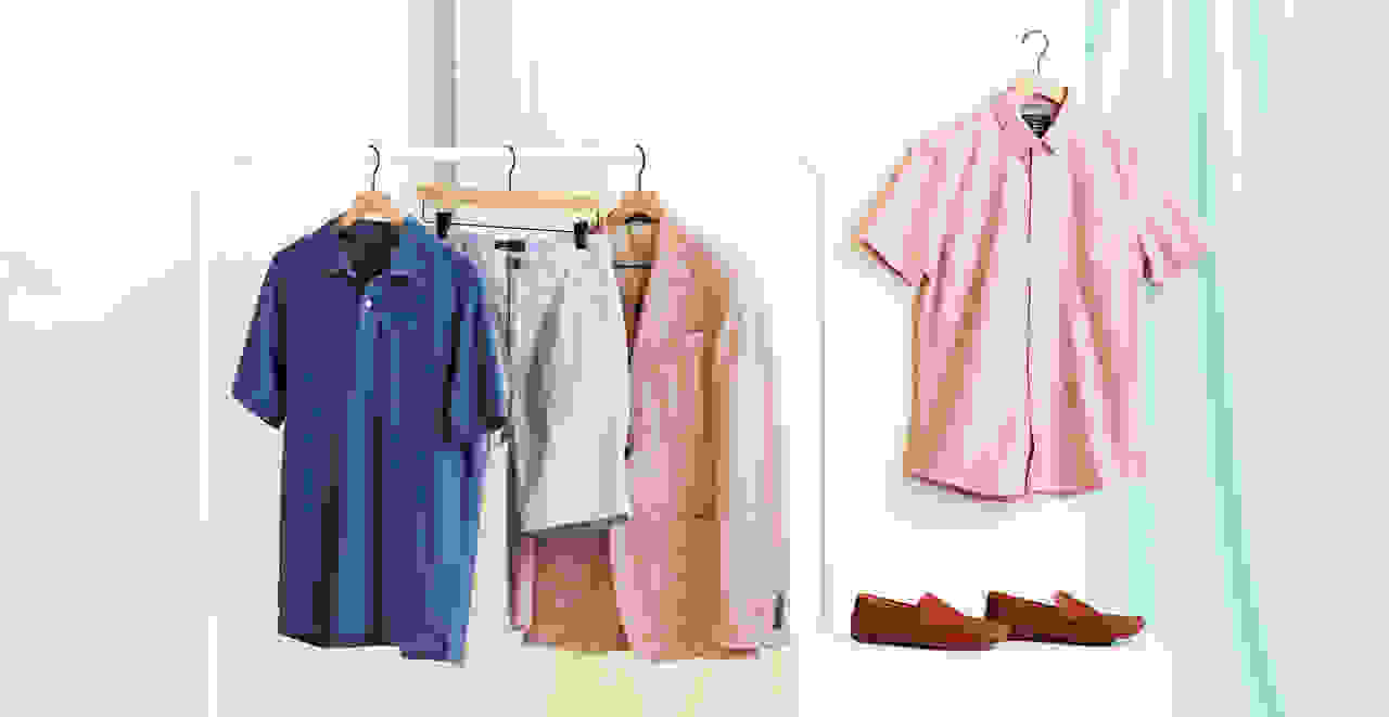 5 Essentials for Every Man's Summer Wardrobe