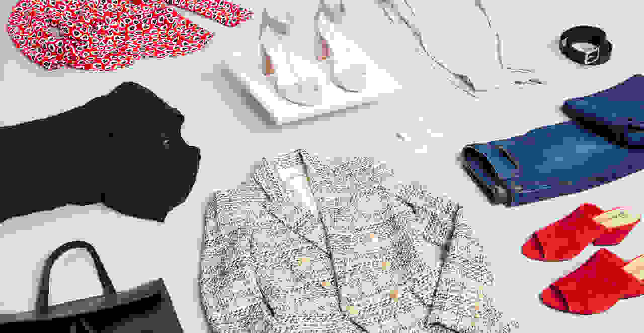 Men's fall workwear items