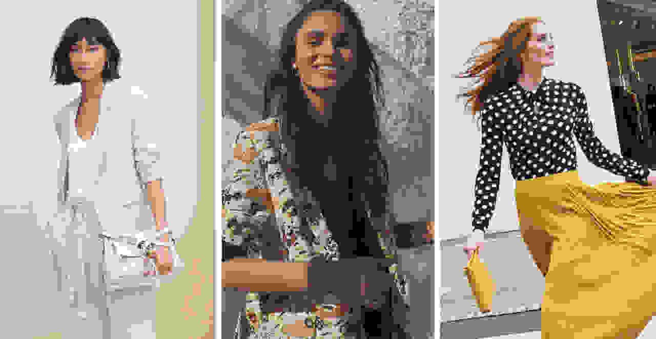 Women's 2020 summer workwear looks