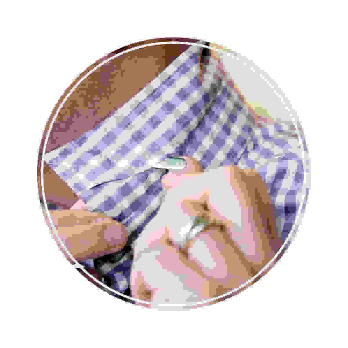 dress shirt with collar stay