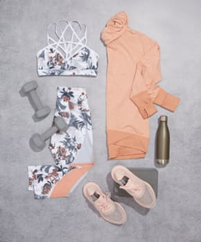 Activewear Trends for 2018