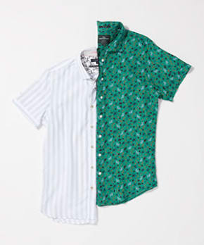 How to Wear Short-Sleeve Button-Downs