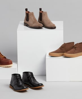 Find the Boots That Fit Your Style