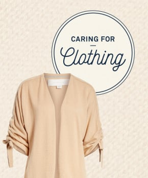 Caring for Clothing: Cashmere