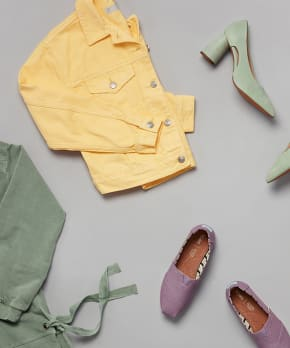 Fall's Most Surprising Trend: Pastels