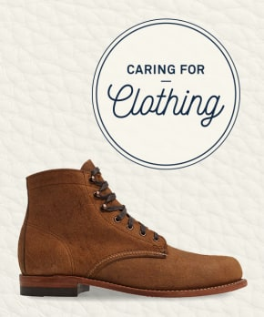 Caring for Clothing: Boots