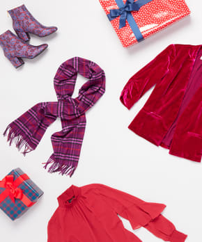 Winter's Most Festive Hue: Berry Pink