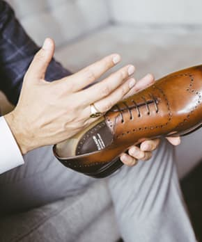 Scarpe di Bianco: Shoes with a Story