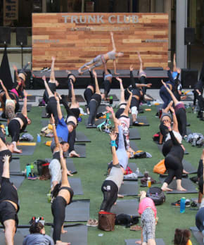 FitspoLA: Outdoor Fitness and Fun
