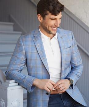 3 Polished Spring Looks for Men