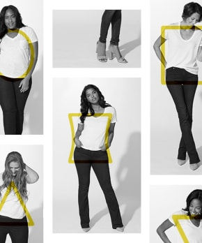 The Only Fit Guide You'll Need for Women's Denim