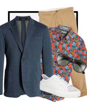 What to Wear to All Those Wedding Events