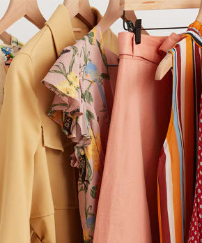 Take Your Wardrobe from Spring to Summer
