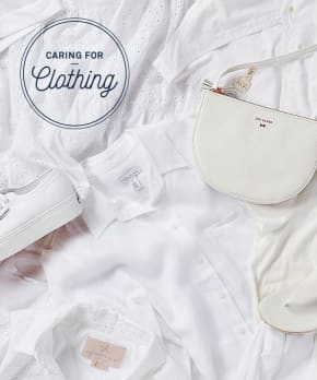 Keeping Your White Clothes White