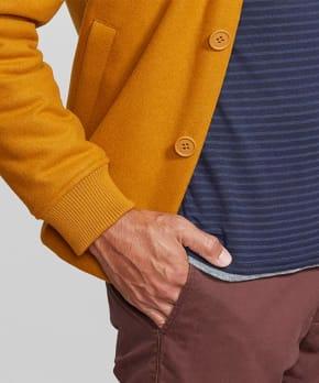 Fall Layering Tips for Men