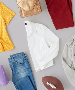 Tailgate Outfits for Women This Fall