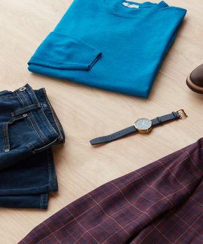 Men's Fall Fashion Essentials