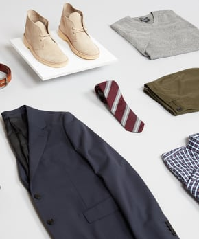 Fall Work Outfits for Men