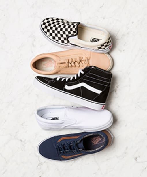 Vans Aren't Just for Skaters