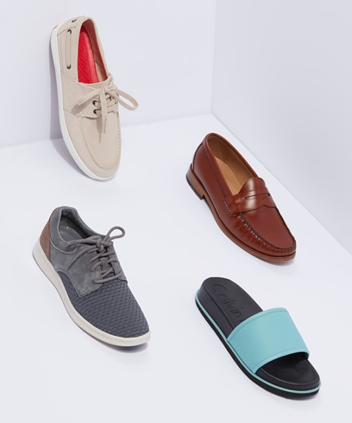 The 4 Shoes Every Guy Needs for Summer