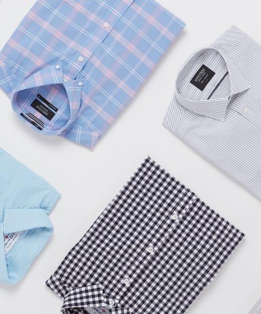 Men's Performance Work Shirts | Dress Shirts