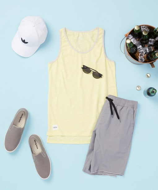 Cool Looks for Hot Weather