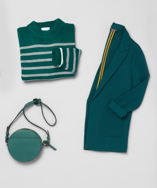 Dark Teal: Fall's Most Elegant Hue