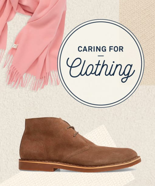 The Caring for Clothing Guide
