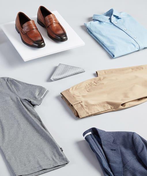 A Travel Capsule Wardrobe for Men