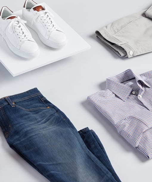 A Men's Guide to Smart Casual
