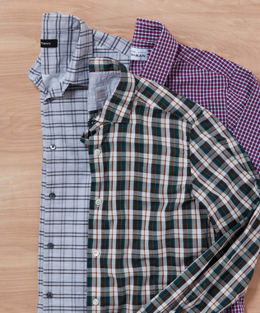 How to Wear Plaid: 5 Men's Outfits for Fall