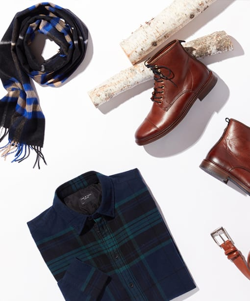 Men's Winter Essentials You Need Now