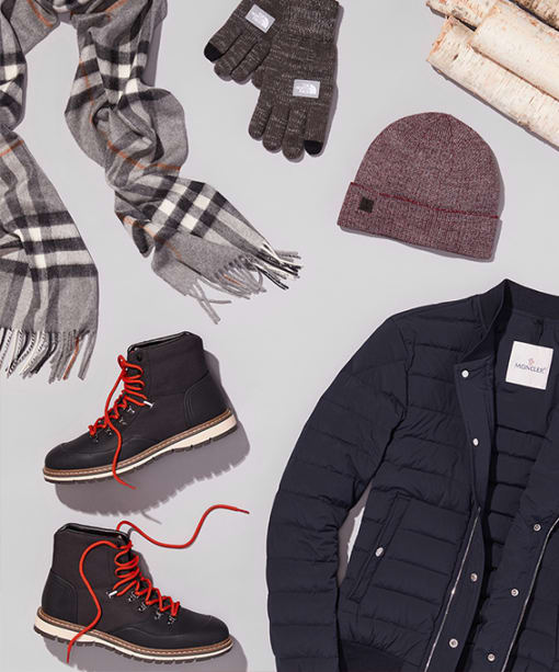 The Men's Winter Coat Style for Where You Live