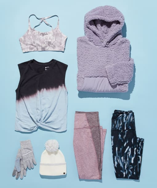 Zella Workout and Weekend Outfits with Style