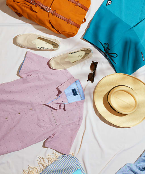 The Vacation Outfit Guide for Men, Spring Edition