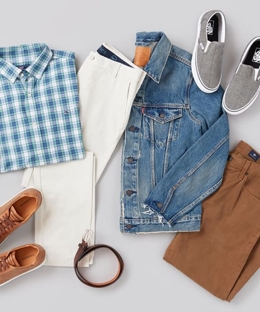 Your Guide to Men's Spring Style Essentials