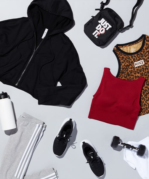 5 Ways to Work the Athleisure Trend Into Your Everyday Wardrobe