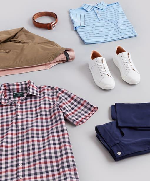 Spring's Best Workwear for Men