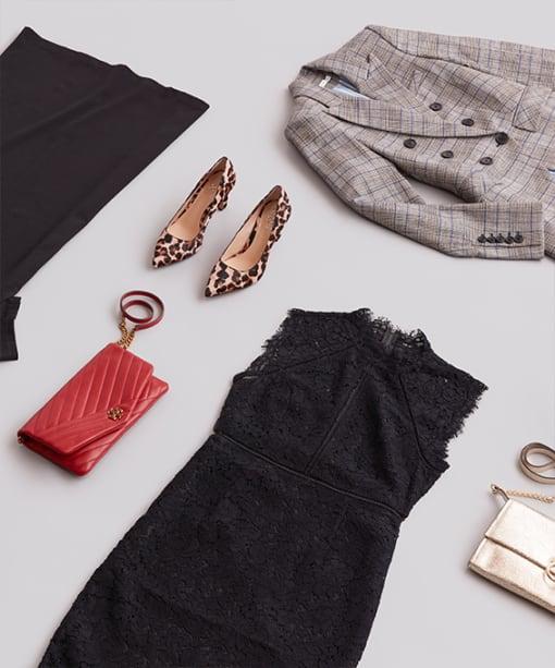 Little Black Dress styles & Outfit Ideas