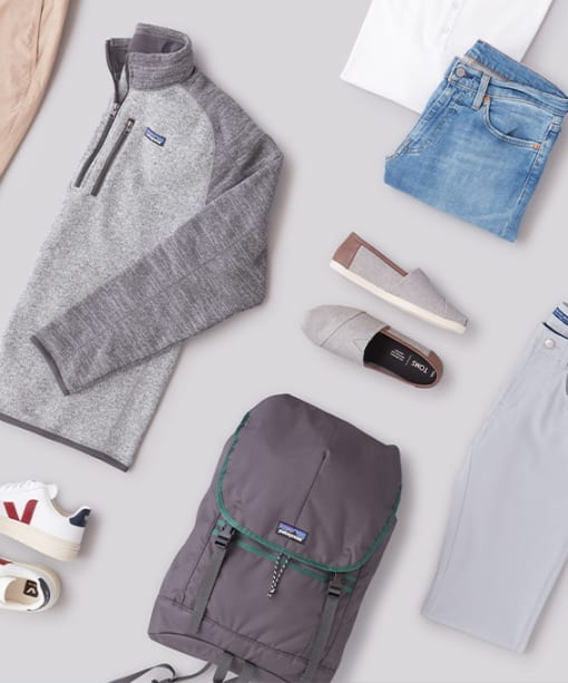 These Sustainable Men's Clothing Brands Make Style Easy