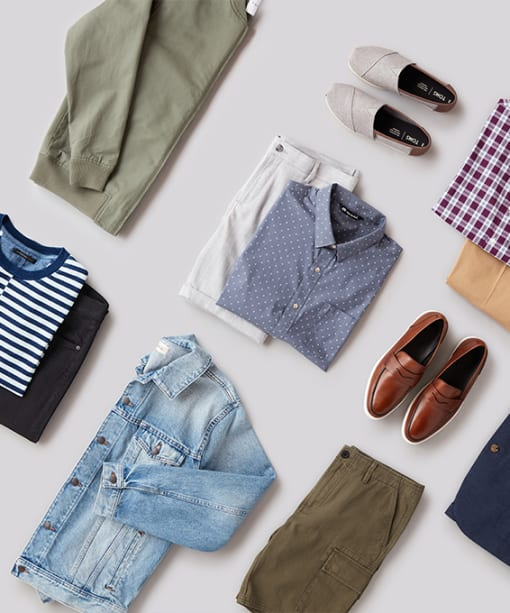 Men's Summer Capsule Wardrobe