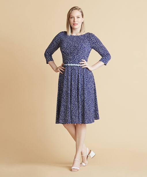 The Best Dresses for Pear Shape Bodies