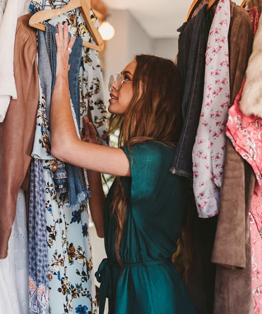 6 Hacks to Tackle Spring Closet Organization