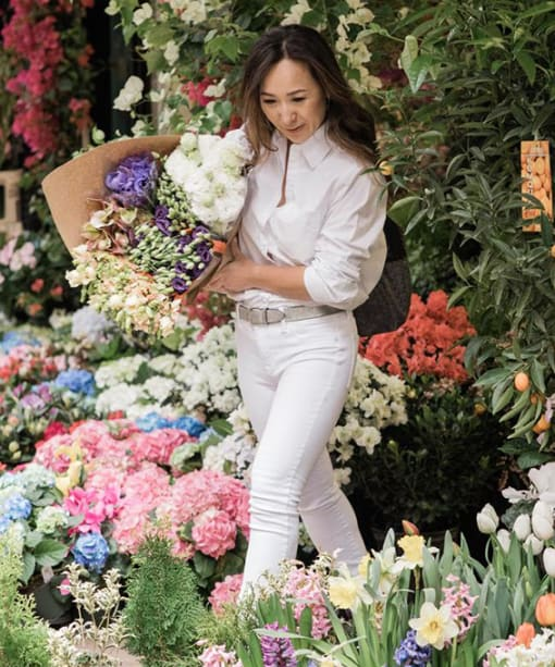 Celebrity Event and Design Expert Jung Lee on How to Beautifully Organize Your Closet