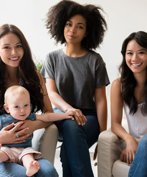 7 Moms Share Their Advice (and Style Tips) for Motherhood