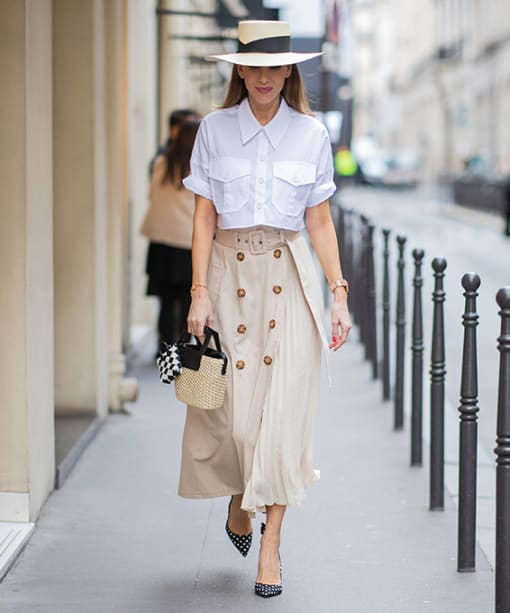 How to Style Every Type of Skirt