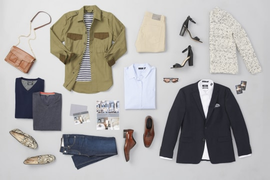 Trunk Club Teams Up with The Kimpton Gray Hotel To Provide a Quick Fashion Fix for Guests